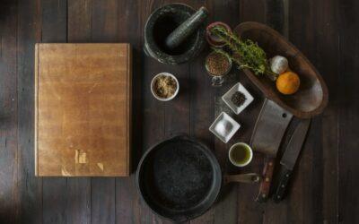 Er du vild med at lave mad? Så skal du have fat i det rette udstyr!