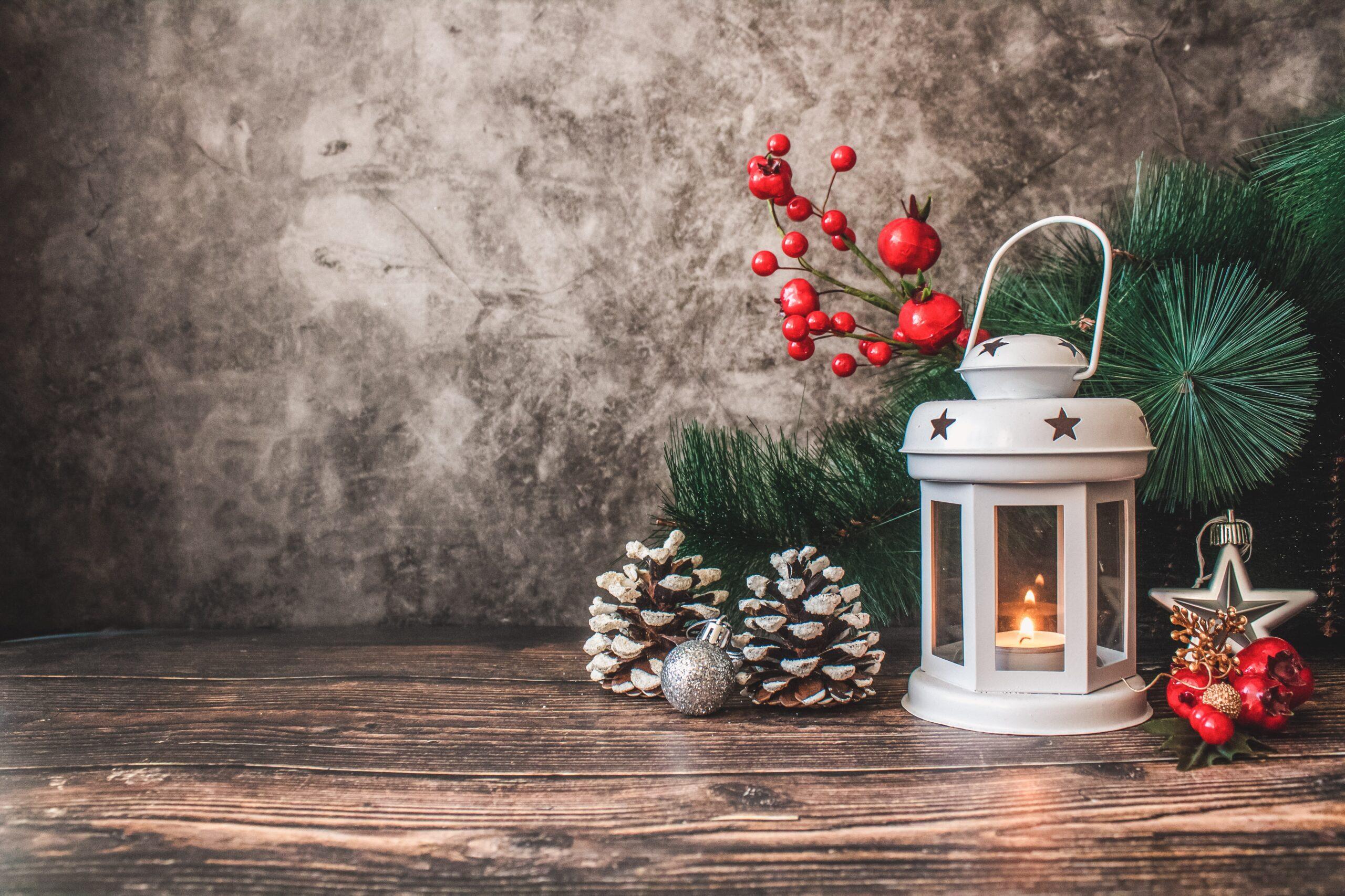 Jule ting der kan pynte ethvert hjem